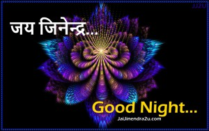Jai Jinendra Good Night Wallpapers - Jain Wallpapers - Jaijinendra2u - Good Night English2