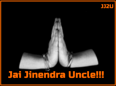 Jai Jinendra Wallpaper For Uncle Ji - Mausa Ji Chacha Ji Mama Ji - 3