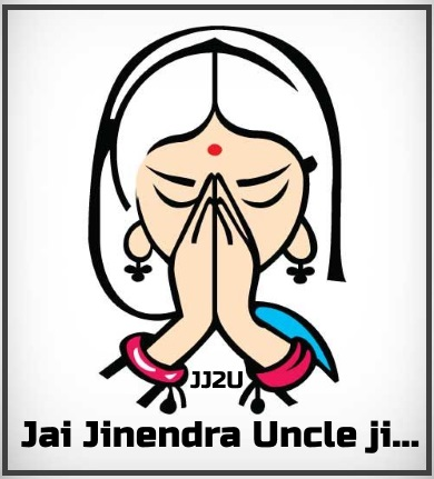 Jai Jinendra Wallpaper For Uncle Ji - Mausa Ji Chacha Ji Mama Ji
